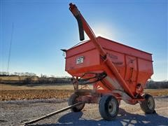 Killbros 375 Gravity Wagon W/Brush Auger