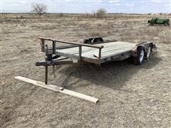 1995 Big Tex Bumper-Pull Trailer