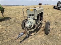Lincoln Electric SA-200 Towable Welder/Generator