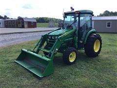 2017 John Deere 4052R MFWD Tractor