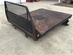 Hillsboro 8' Steel Pickup Bed