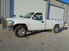 2000 Chevrolet 1500 4x4 Pickup
