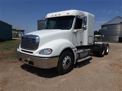 2006 Freightliner Columbia T/A Truck Tractor With Sleeper