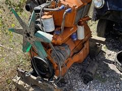 1971 Mack Engine