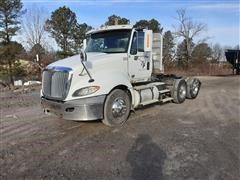 2011 International Pro Star Premium T/A 6x4 Day Cab Truck Tractor