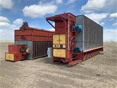 M-C 1075EM Grain Dryer