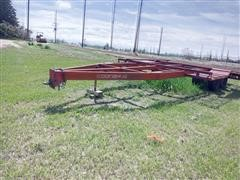 Donahue Pintle Hitch T/A Swather Trailer