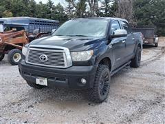 2013 Toyota Tundra 4x4 Crew Cab Limited Pickup