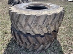 Michelin 20.5R25 Recapped Tires