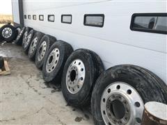 Michelin 11R-24.5 Truck Tires