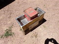 Ritchie 2AC SS Small Livestock Water Trough