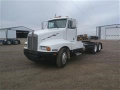 1986 Kenworth T600 T/A Truck Tractor