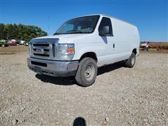 2013 Ford E250 2WD Passenger/Cargo Van