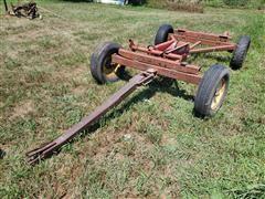 Winpower S82T Wagon Running Gear W/hoist