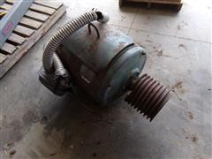 Lincoln 100 HP 3-Phase Electric Motor