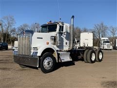 2008 Kenworth W900 T/A Truck Tractor