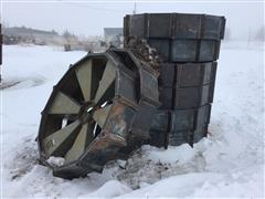 B&B Galvanized Coated Steel Pivot Wheels
