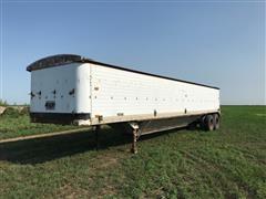 1976 Timpte TT103W3W T/A Grain Trailer