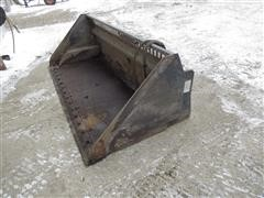 2014 Virnig DMP96 High Dump Skid Steer Bucket