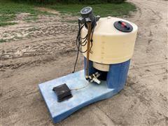 Agri-Inject Chemigation Pump W/Mixing Tank