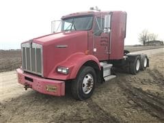 2002 Kenworth T800 T/A Truck Tractor