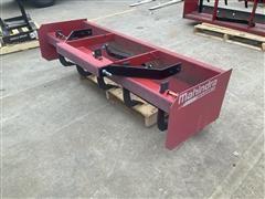 Mahindra 6' Box Scraper
