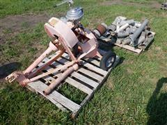 Berkeley PTO Driven Irrigation Pump
