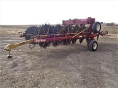2013 Darf 917 FD-WC05P 17 Wheel 29' Rake Capacity Over Head Frame V Rake