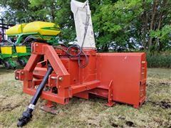 Farm King Y10800 3-Pt Snow Blower