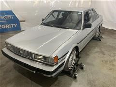 1985 Toyota Cressida 4 Dr Car