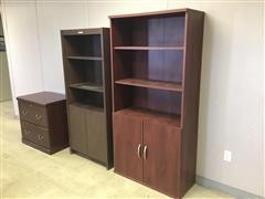 Office Cabinets & File Drawers