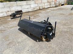 John Deere BA72 Hydraulic Sweeper