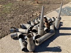 Misc Irrigation Pipe Fittings