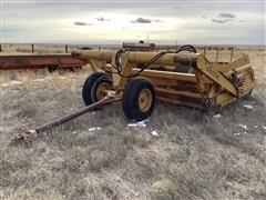 Soil Mover 1000RF Scraper