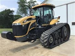 2010 Challenger MT765C Track Tractor