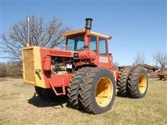 1976 Versatile 800 Series II 4WD Tractor