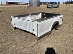 2012 Ford King Ranch Super Duty 8' Pickup Box