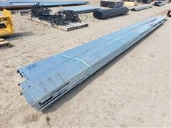 Behlen Galvanized Steel Purlin