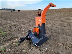 2021 TMG WC42 Tractor 3-Pt Wood Chipper