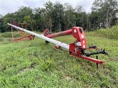 """Art's Way 10""""X72' Auger W/Swing Out"""