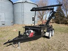 J R Welding Roth Seed Caddy 2 Box T/A Seed Tender