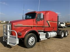 2014 Kenworth T800 T/A Truck Tractor