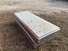 Weather Guard Aluminum Tool Box