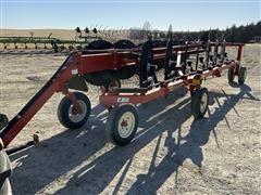 H&S BF1460 - 1660 14 Hi Capacity Wheel Rake