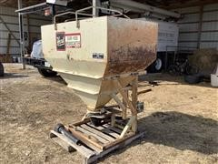 Herd Sure-Feed 2440 3-Pt Broadcast Spreader