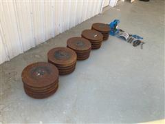 John Deere 1770 Tru V Discs & John Blue Pump Parts