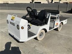 2015 Taylor-Dunn BigFoot 48V Industrial Shop Cart