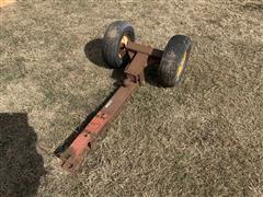 Shop Built Trailer Caddy