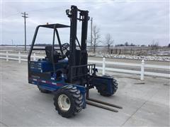 2011 Princeton Piggyback Forklift