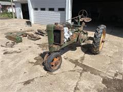 1941 John Deere H Parts/Project Tractor